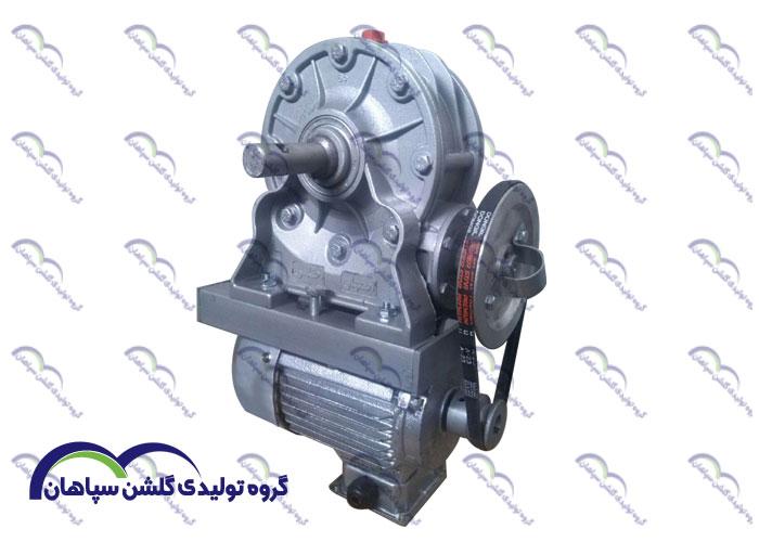 موتور گیربکس برقی